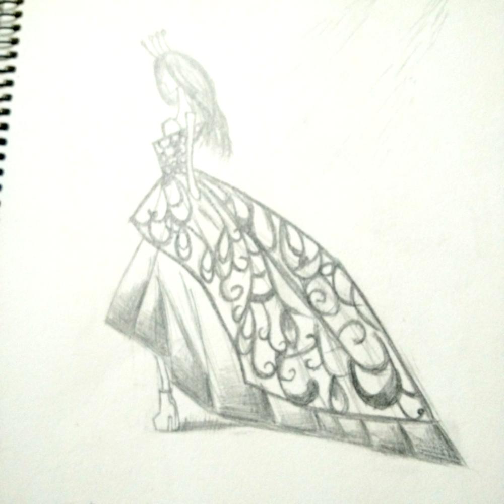 服装设计##手绘服装设计