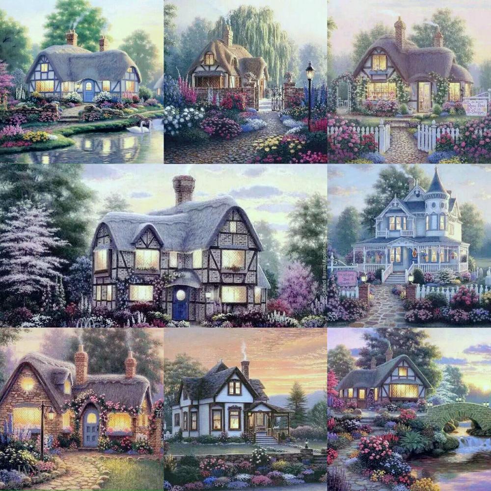 安徒生童话里的小木屋,好喜欢