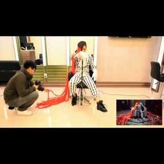 #模仿bigbang#为用心点赞吧!😂😂 成本低效率高啊 笑cry👍👍👍#BIGBANG在美拍##太有心了#真是有心了啊@美拍小助手