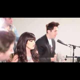 一个美女,三个帅哥😏#音乐##翻拍经典情歌#如果说#推荐一首歌给我#,那这首歌是最有得玩的😂