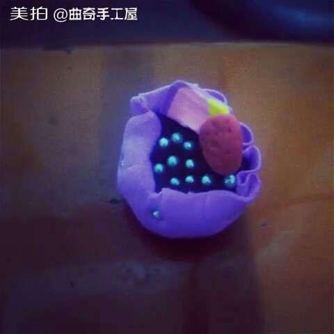 超轻粘土教程##超轻粘土#珍珠蛋糕制作,有想学的吗?