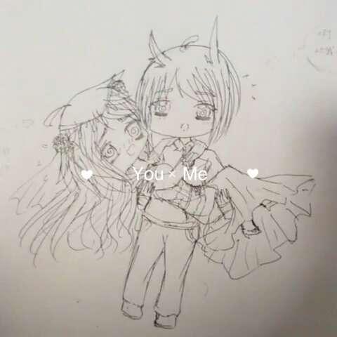 结婚图!#飒漫画##手绘漫画