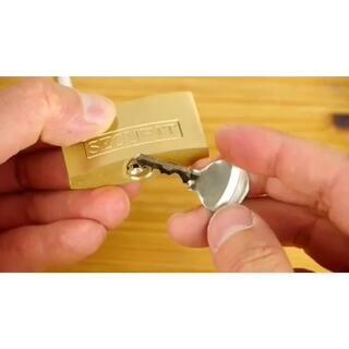 DIY一把钥匙