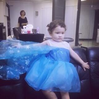 飘逸的小公主