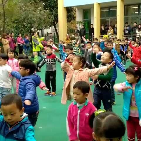 幼儿园大班上学期家长半日活动