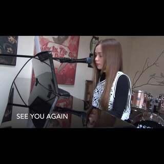 #全民翻唱#See You Again#音乐#原唱Wiz Khalifa ft Charlie Puth#速度与激情7#