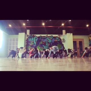 #舞蹈##if you##BIGBANG在美拍#if you 排练版本。