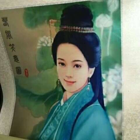 电影神话#金喜善##玉漱公主#春风笑意图 - 因