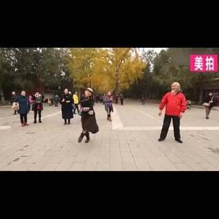 广场舞风云再起:婀娜大妈PK七旬大爷#宇宙最强广场舞#