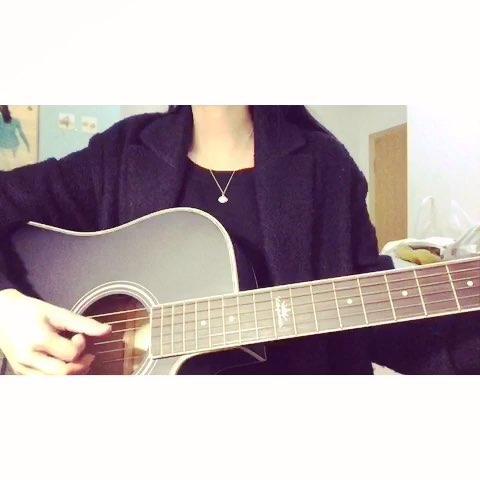 吉他弹逆战谱子