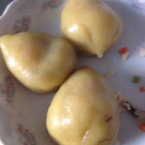 婆婆做的山粉圆,比糯米圆好吃哦