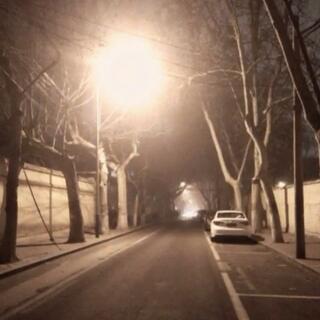 照片电影##马路边边蹲着##路灯下的小姑娘##美拍树洞##照片电影##我是初中生##男生女生#