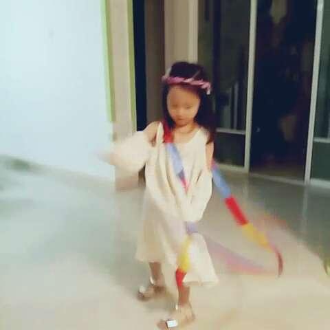 小美女,萝莉美人#美女#古装美女##宝宝跳舞##音乐