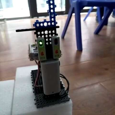 cc4029交通灯电路图