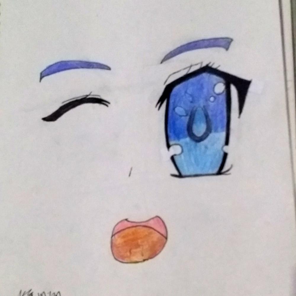 绘画##画渣##手绘画##我的绘画##绘画集##二次元绘画