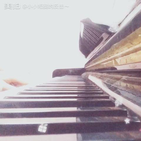 用两根手指弹钢琴##自学钢琴图片