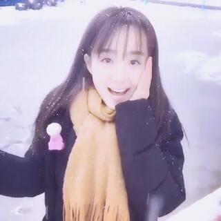 #下雪了#