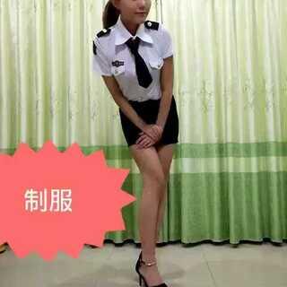 #爆红朋友圈的美拍##假装在自拍#制服有了,诱惑呢???为什么我穿出来搞笑明明卖家秀特好看的啊