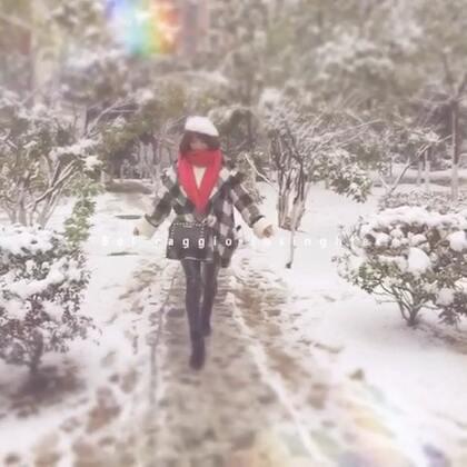#自拍##下雪了#下雪啦❄️