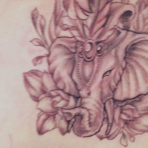纹身刺青##狮子座##在路上#高傲的外表,勇敢的心!