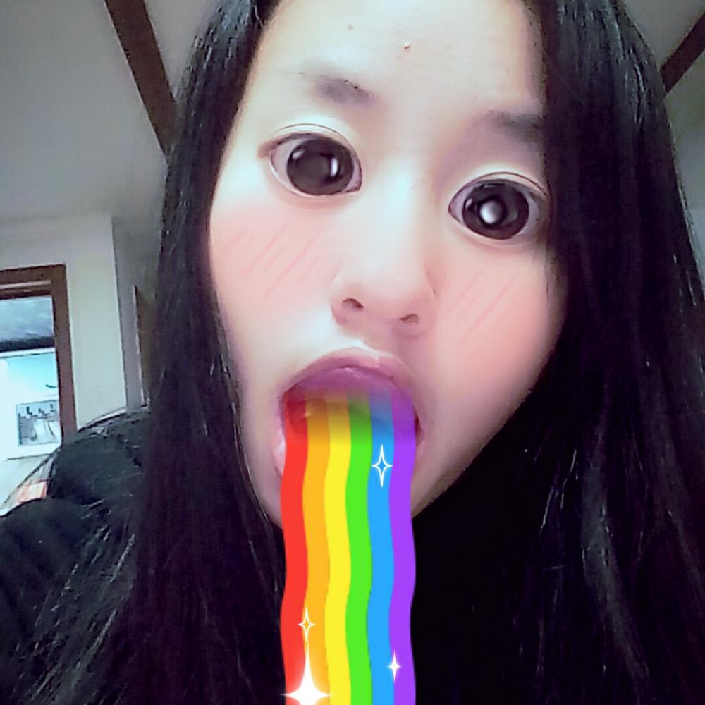 全民吐彩虹图片