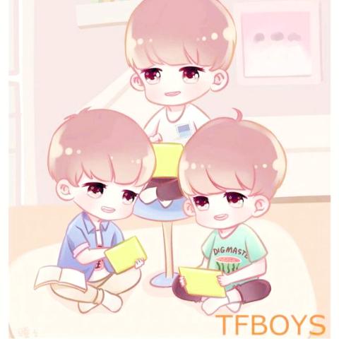 tfboys##我爱的少年tfboys##tfboys三人 - tfboys只