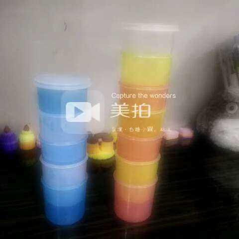 粘土装饰酒瓶幼儿园