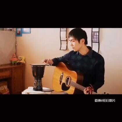 弹唱 陈奕迅 《想哭》 #音乐##美拍新人王#