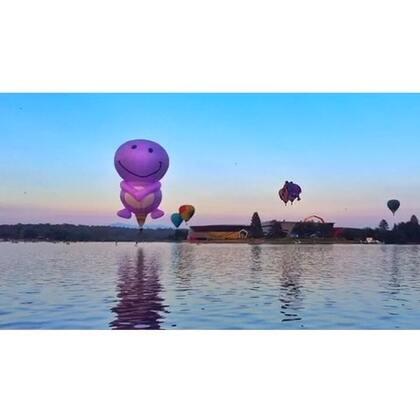 #旅行##澳洲##堪培拉##热气球节#继续堪培拉热气球节之旅
