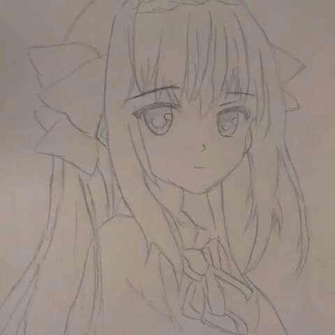 手绘漫画##手绘##动漫#我又来啦