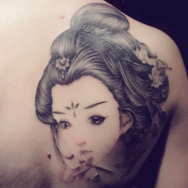 温岭松门刺客纹身的美拍