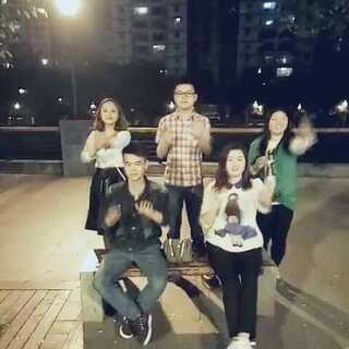 #fuck舞##fuck舞##在路上##求涨粉求点赞求推荐#成都九眼桥fuck舞献上,大晚上的实在是无聊啊