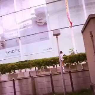 今天室外刷街玩了一下。。快中暑#跑酷环球旅行##跑酷##泰国曼谷#