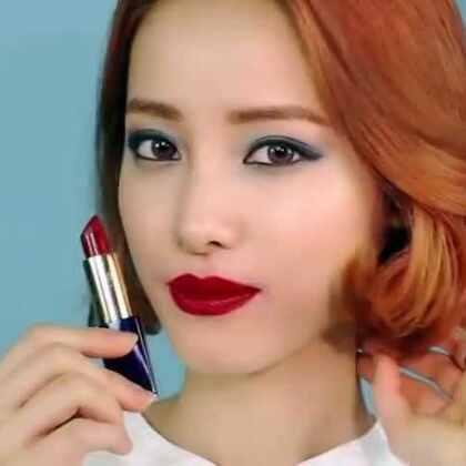 史上最齐的13种口红试色,女人就是这么好色!#美妆教程##口红试色##时尚##涨姿势#