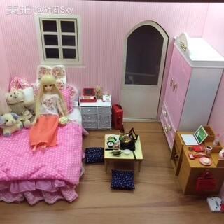 #直播玩玩具##日本食玩##微缩世界##娃娃屋##迷你厨房##re-ment#我的娃娃屋~(请不要再问我哪里买的,或者多少钱,我不想再看到一些无知的喷子在这胡说八道,明明不了解,还装做一副很懂的样子,做给谁看?!)