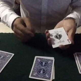#美拍小魔术#