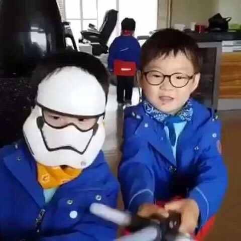 #三胞胎大韩民国万岁#近况 - chic韩国的美拍