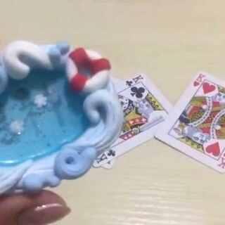 """#纸牌魔术##魔术##我要上热门#盆友给我变了个魔术,请各位宝宝不要在评论中讨论魔术秘密,请尊重魔术,请尊重魔术师的劳动成果。😁然后,为毛我的名牌上面的字好像""""男科""""???宝宝不开心😒😒@美拍小助手"""