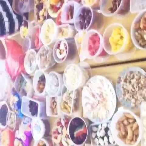 梅峰节日四年二班六一美食节,你的美食我们一地铁站附近朝阳门小学图片
