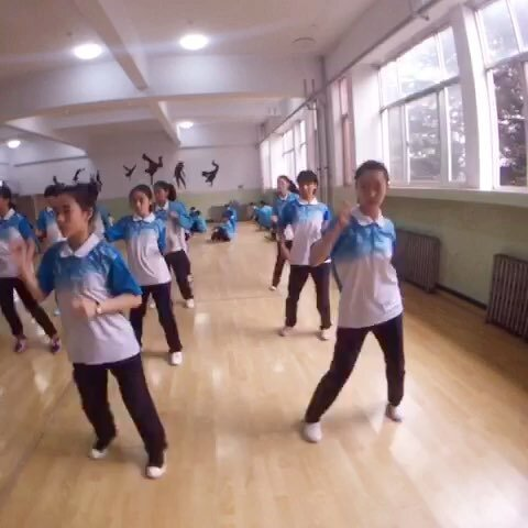 #成果#v成果街舞初中兴趣班两节课的最好十三的舞蹈晋城初中图片