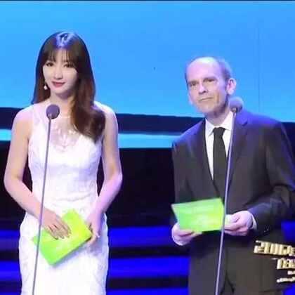 #白玉兰绽放颁奖典礼# 颁奖❤