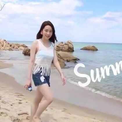 夏日海边浪漫轻盈妆容,小伙伴们一起浪起来!👻👻#美妆时尚##夏季##海边##浪漫轻盈#