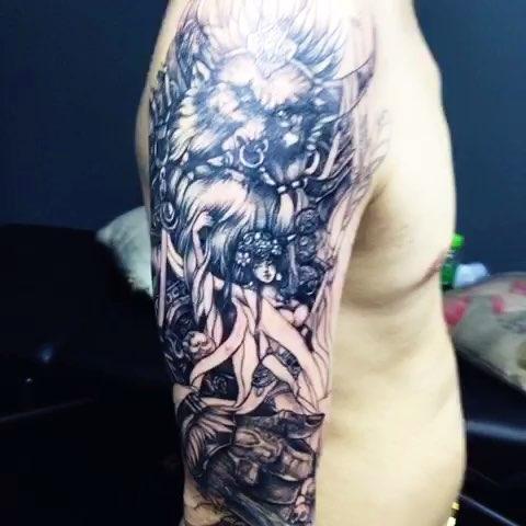 刺青 纹身 480_480