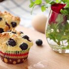 蓝莓玛芬蛋糕