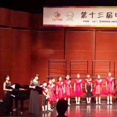 桂江小学合唱节专家点评中国小学江之韵合唱团周边望京国际图片