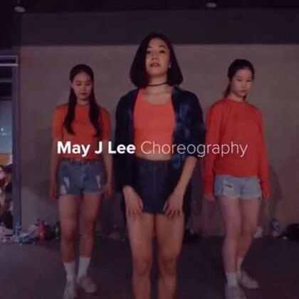 🍊 Work 🍊 Choreography by May J Lee Dancers 황희경 김지윤 권민정 부지원