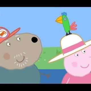 我是来自英国的#小猪佩奇##粉红猪小妹##佩佩猪##peppapig##Peppa Pig##宝宝##亲子##育儿##早教# 第116集 :《波利去游船》今天鹦鹉波利要和猪爷爷佩奇她们一起乘船出游,鹦鹉波利帮了大忙哦!爱佩奇就关注点赞评论吧!随机赠送佩奇正版玩具哦!分享转发起来~