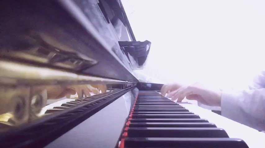 周杰伦写给自己女儿的《前世情人》#钢琴##前世情人 ...