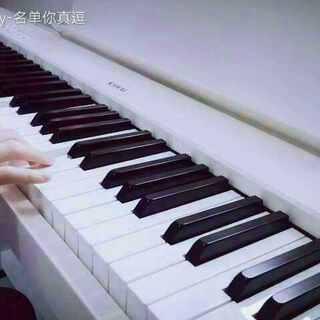 张艺兴# lay词曲『一个人』钢琴版 from电影#前任攻略2之备胎反击战图片