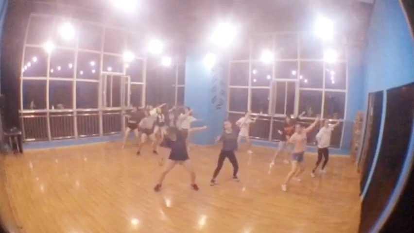 松江热舞舞蹈周六hi